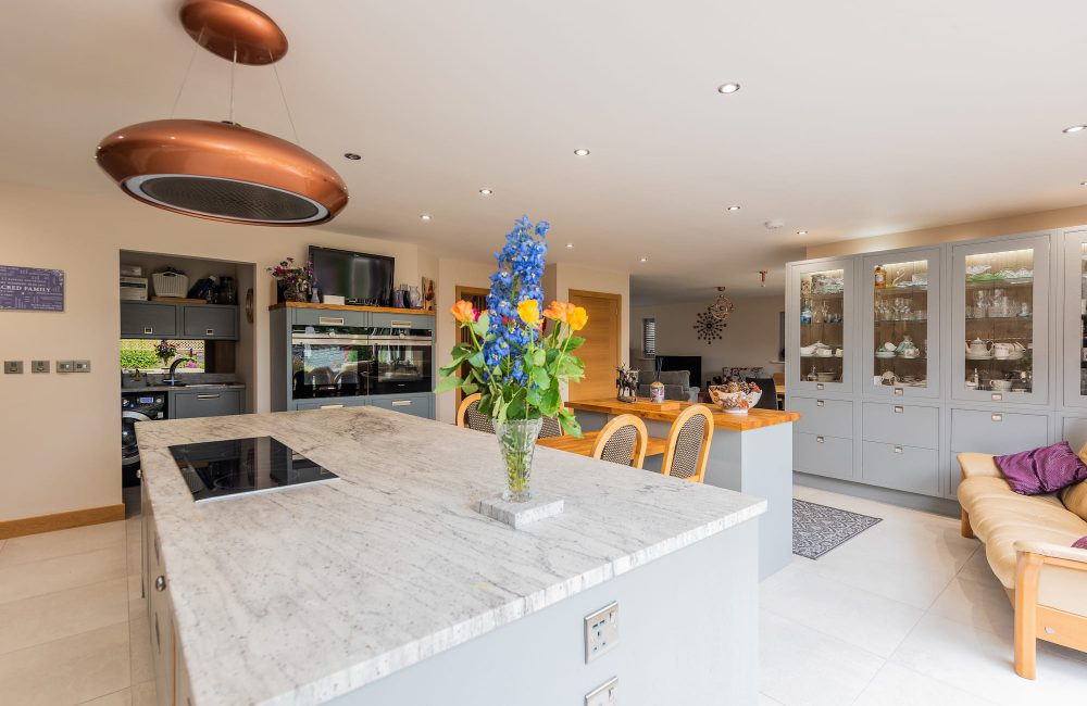 A kitchen from Cricket View project in Mildenhall